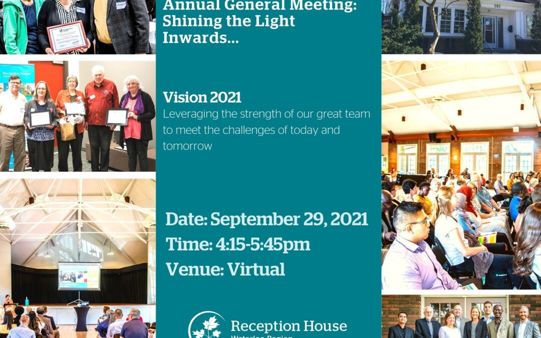 Annual General Meeting: September 29th 2021
