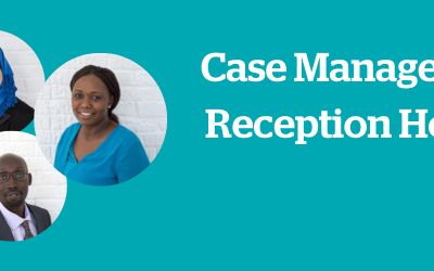 A Closer Look: Case Managers at Reception House