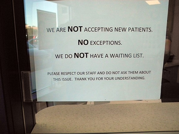 A warm welcome includes healthcare…