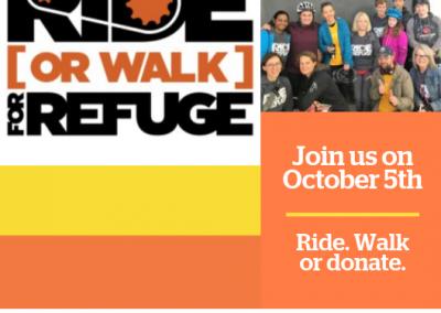 Ride for Refuge Flyer 19