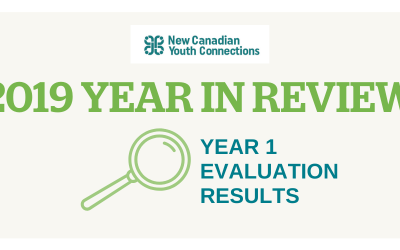 New Canadian Youth Connections 2019 Year in Review